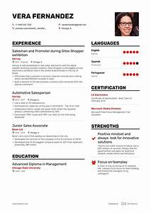 The Best Car Salesman Resume Examples Skills To Get You