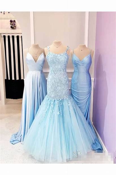 Mermaid Prom Lilac Dresses Kikiprom Formal