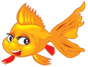 contact us goldfish clipart clipartion com