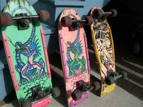 Cheap Skateboard Decks 80 by Skateboarding In The 80s Michael Kearney S