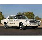Rare Mustangs 1964 Indy 500 Pace Car – AmericanMusclecom