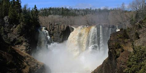 North Shore Minnesota Waterfalls - Highest in the State
