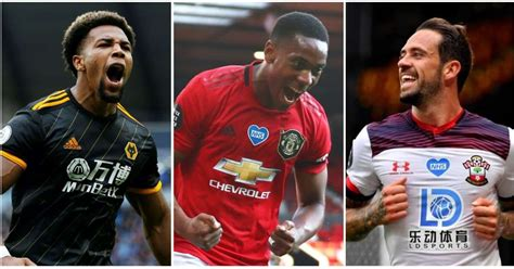 Martial, Xhaka and Ings: The most improved player at every ...