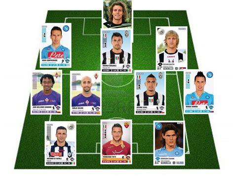 Foto - Ecco la Top 11 dei migliori calciatori della Serie ...