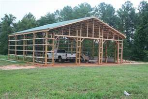 Pole Barn Garage Shop Buildings