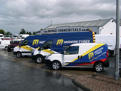 Small, Medium, Large Van Sales & More