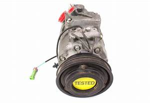 Ac Air Conditioning Compressor 1 8t Vw Passat 00