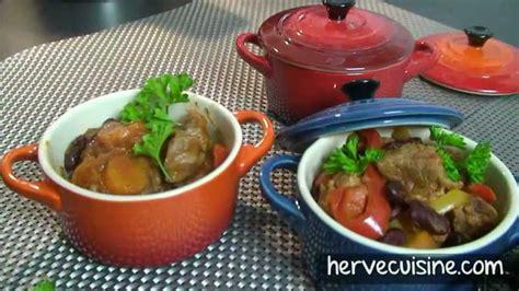 cuisine texane recette du veau à la texane par hervé cuisine