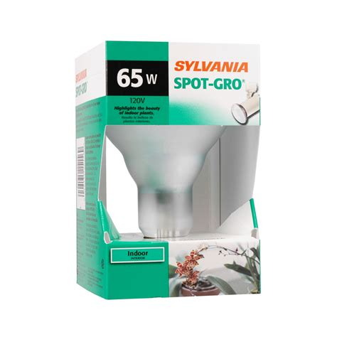 shop sylvania 65 watt br30 medium base soft white dimmable