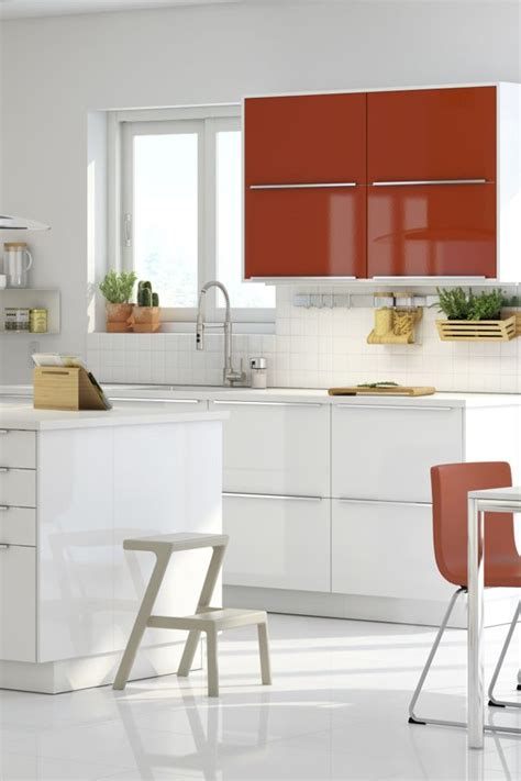 Ikea Kitchen Cabinets High by Ikea Sektion Kitchen Cabinets Work And Look Smart