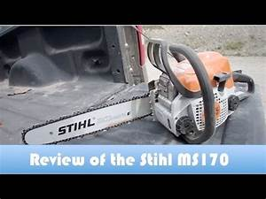 Stihl Ms 180 Test : stihl ms170 review after 2 years of ownership doovi ~ Buech-reservation.com Haus und Dekorationen