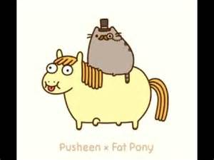 Pusheen Cat Cartoon