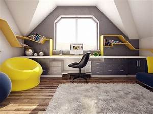 Etagere Chambre Ado : 6 chambres que votre adolescent va adorer ~ Teatrodelosmanantiales.com Idées de Décoration