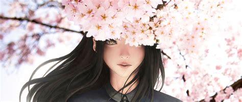 2560x1080 Beautiful Girl Anime 2560x1080 Resolution Hd 4k