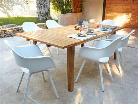 chaises de jardin castorama emejing table de jardin en teck castorama photos awesome