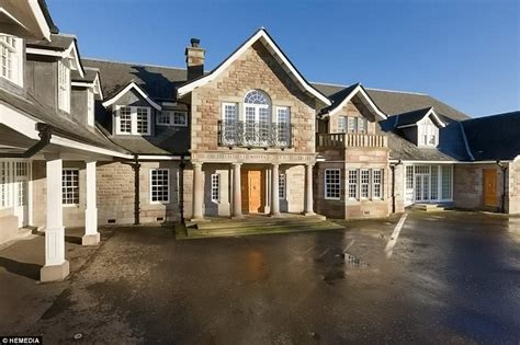 Scotland's Most Expensive Modern Home Kirkton Park Up For