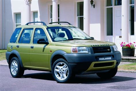 land rover freelander land rover freelander classic car review honest john