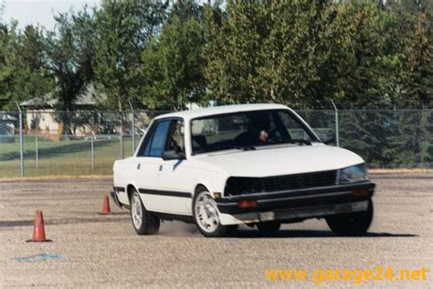 Peugeot Canada by Peugeot 505 In Canada