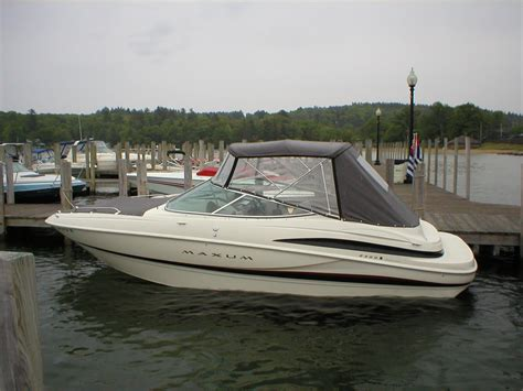 Boat Srp by 2001 Maxum 2300 Srp With