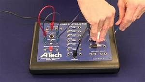Atech Training - Applied Electrical Trainer  Model 4810