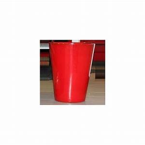 Pot En Terre Cuite émaillée : pot en terre cuite maill e sydney coquelicot d33 ~ Dailycaller-alerts.com Idées de Décoration