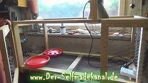 Hühnertränke Selber Bauen : aufzuchtbox f r h hner selber bauen diy youtube ~ A.2002-acura-tl-radio.info Haus und Dekorationen