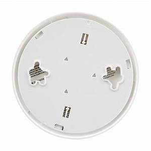 Photoelectric Smoke Detectors With 10 Year Battery Backup
