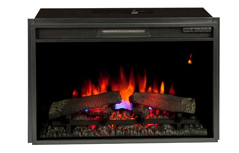 26 classic electric fireplace insert 26ef031grp
