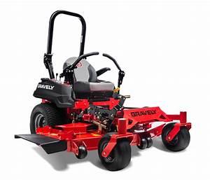 2017 Gravely Pro-Turn 48 Zero Turn Lawn Mower