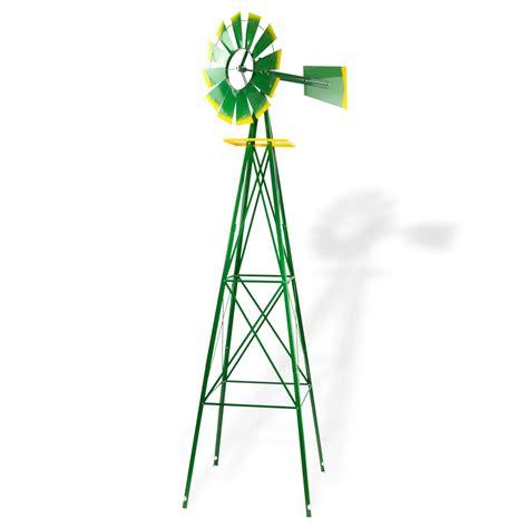 Windrad Gartenwindrad Windmühle Deko Garten Windspiel ø