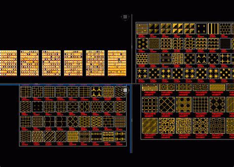 hatch hatch description dwg block  autocad designs cad