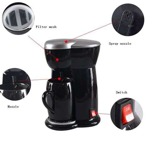 Best drip coffee makers are easy and simple machines that give you the cup you're craving in minutes. 140ML Mini Automatic Drip Coffee Make - linglingcoffeeshop