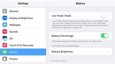 iphone battery saver mode iphone battery saver mode power saver mode new jailbreak