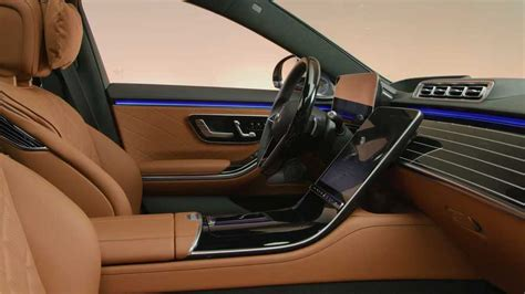 The only misstep is the insistence on gloss we look forward to testing that $108,550 beauty when it arrives late in 2020. 2021 Mercedes S-Class Interior Fully Revealed In 80+ Photos