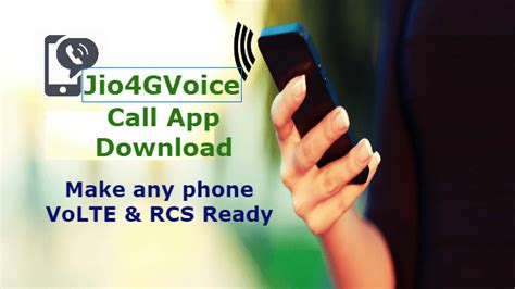 vitmade jio apps voice how to jio4gvoice call app guide for jio calling jio voice android app