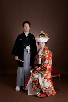 Traditional Japanese Wedding Suit by Japanese Weddings On Japanese Wedding Dresses