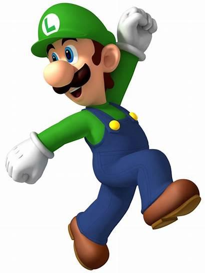 Luigi Transparent Freepngimg