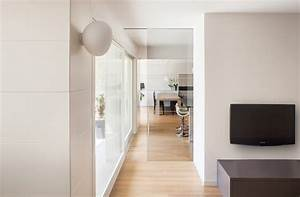 Porte Coulissante Grande Largeur : porte coulissante en verre dans une cuisine with porte ~ Dailycaller-alerts.com Idées de Décoration