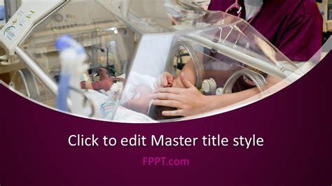 newborn incubator powerpoint template