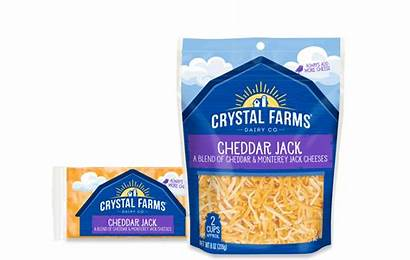 Cheddar Jack Cheese Crystal Farms Flavors Browse