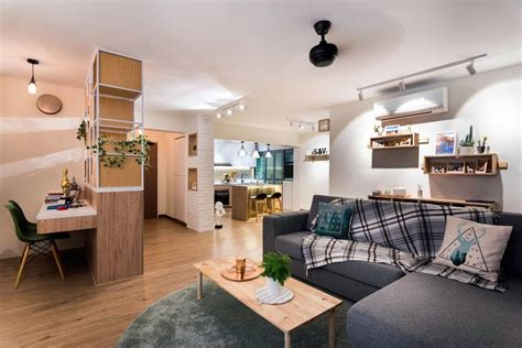 Home Design Ideas For Hdb Flats by Home Inspo A Scandi Style Cafe Inspired 5 Room Hdb Bto Flat