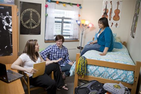 top towns  student housing