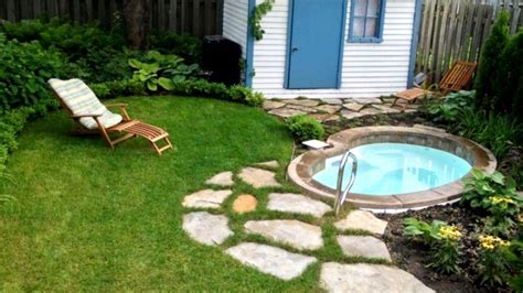 29+ Small Yard Design Ideas (landscaping Ideas)