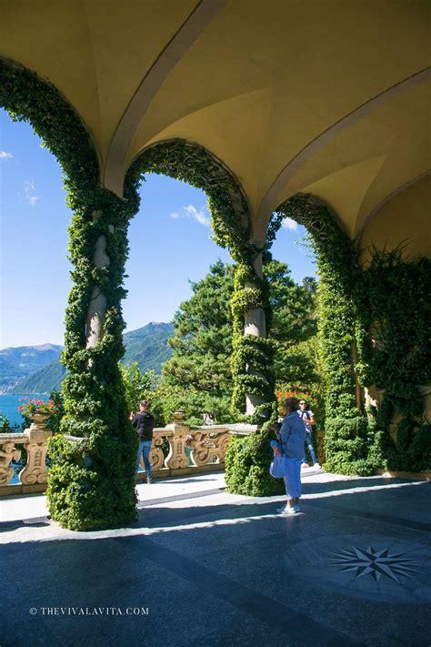 Villa Del Balbianello Lake Como Italy Bellaitalia
