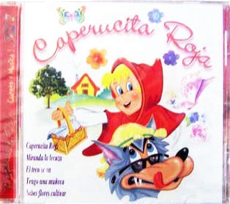 Cd   Cuentos Infantiles Caperucita Roja: CubanFoodMarket.com