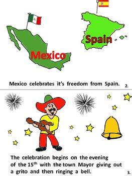Mexican Independence Day 16 de septiembre Book by Puppet ...