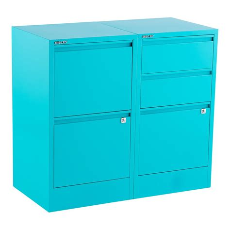 two drawer locking file cabinet bisley aqua 2 3 drawer locking filing cabinets the