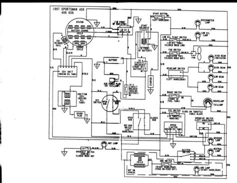 2002 Polari Sportsman 500 Wiring Diagram by 2002 Polaris Sportsman 500 Wiring Diagram Wiring Wiring