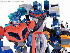 Transformers Animated Ultra Magnus Toy Gallery (Image #140 ...