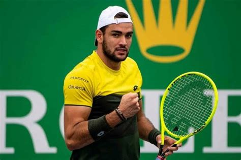 The latest tennis stats including head to head stats for at matchstat.com. Matteo Berrettini explains his perspective on the ATP Players Relief Fund